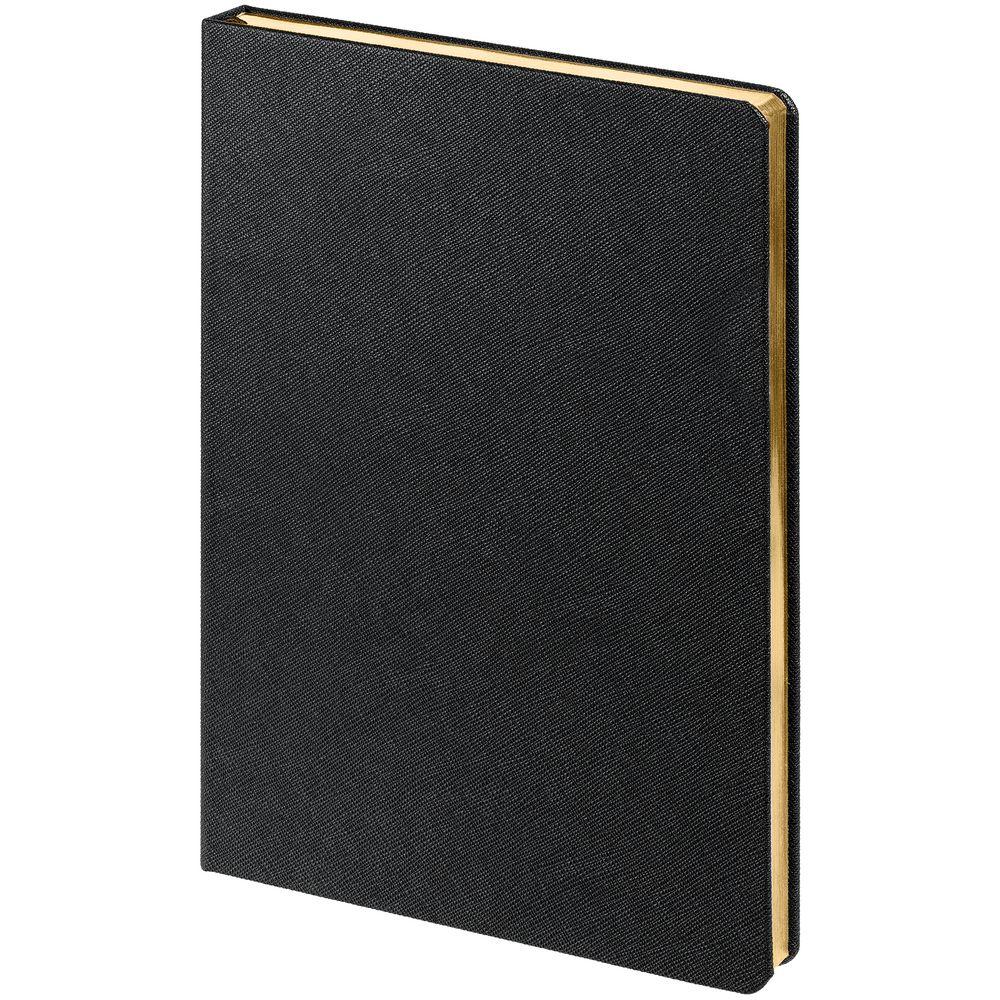 Ежедневник Saffian, недатированный, черный