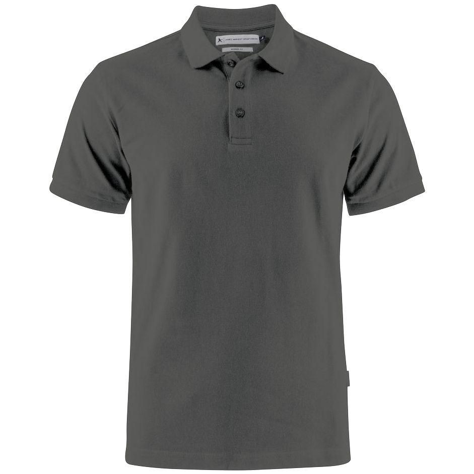 Рубашка поло мужская Neptune, темно-серая