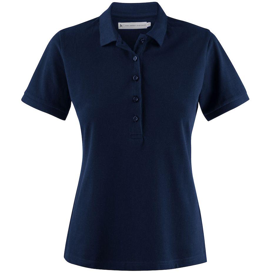 Рубашка поло женская Neptune, темно-синяя