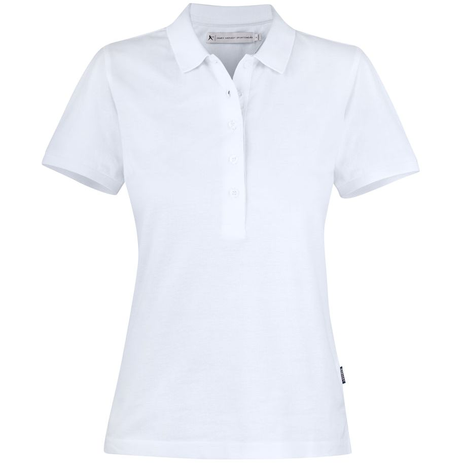 Рубашка поло женская Neptune, белая