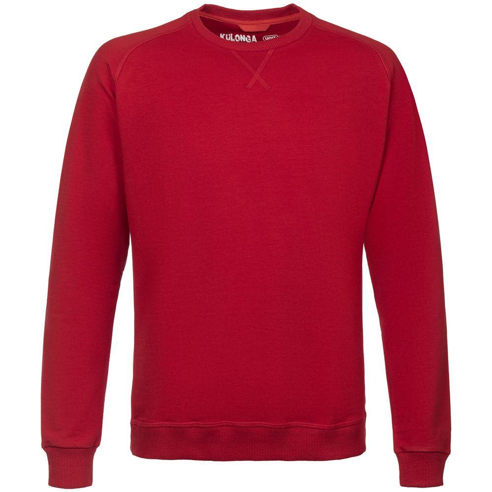 Свитшот мужской Kulonga Sweat, красный