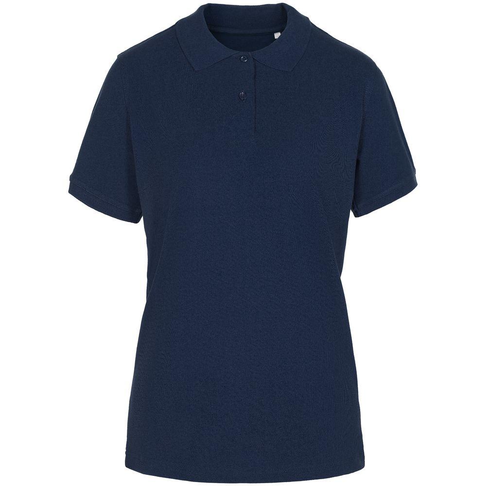 Рубашка поло женская Virma Stretch Lady, темно-синяя