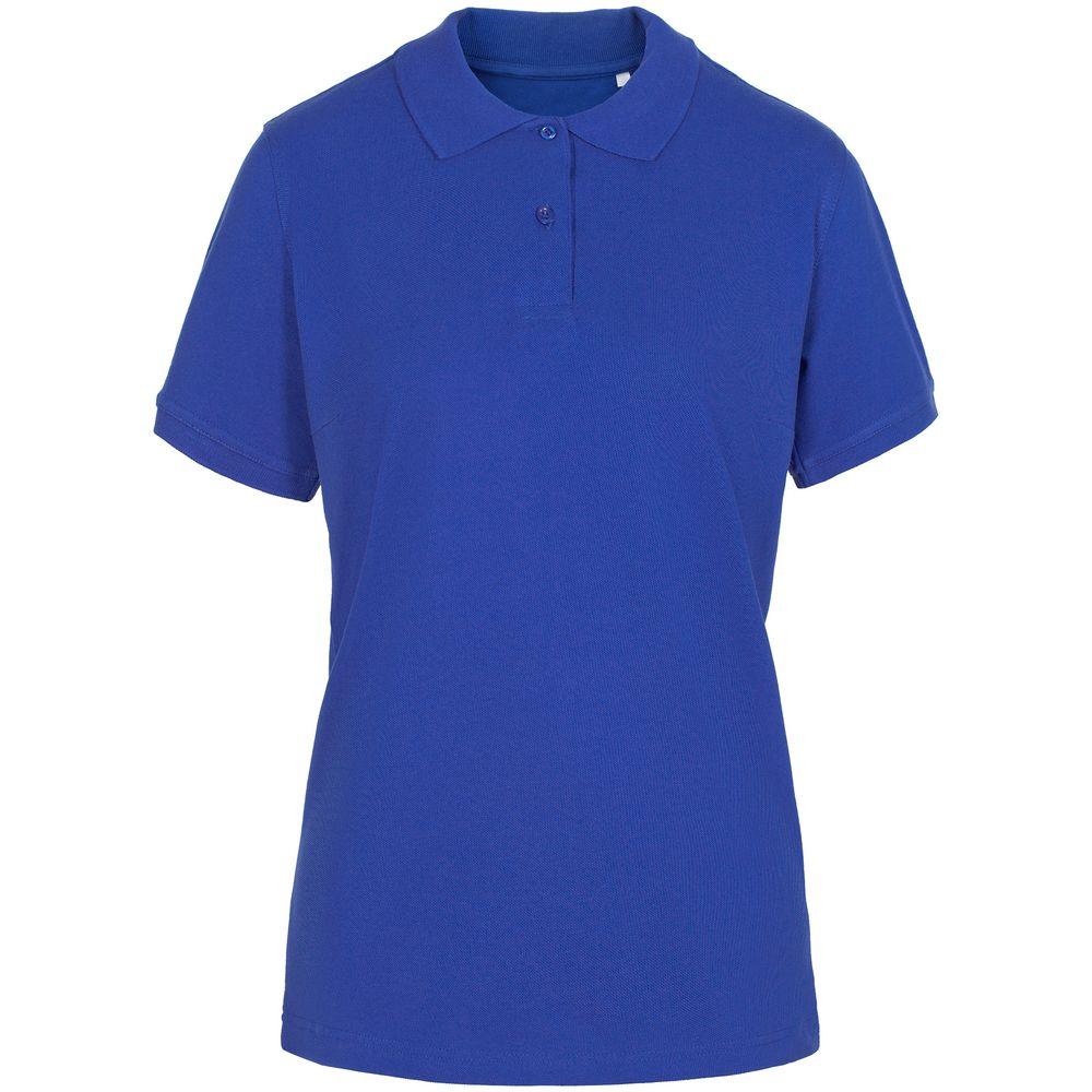 Рубашка поло женская Virma Stretch Lady, ярко-синяя