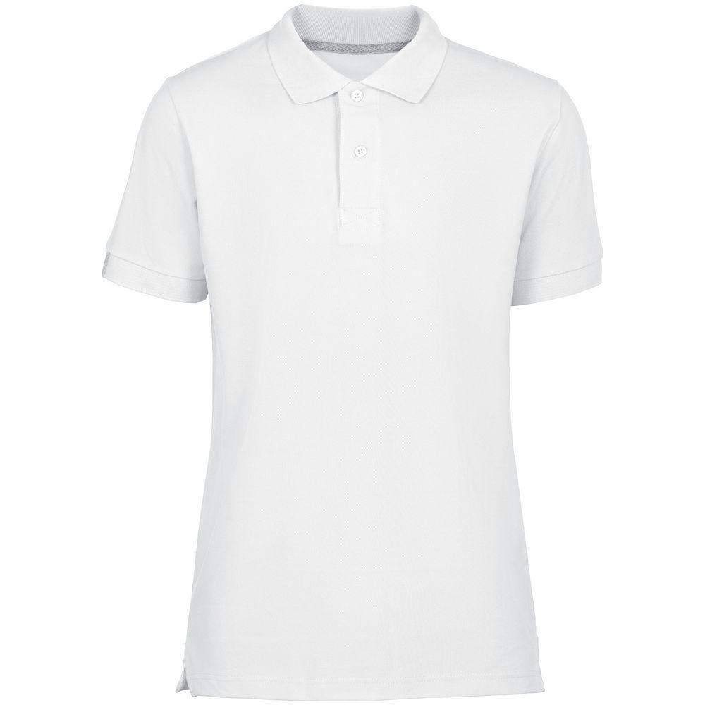 Рубашка поло мужская Virma Premium, белая