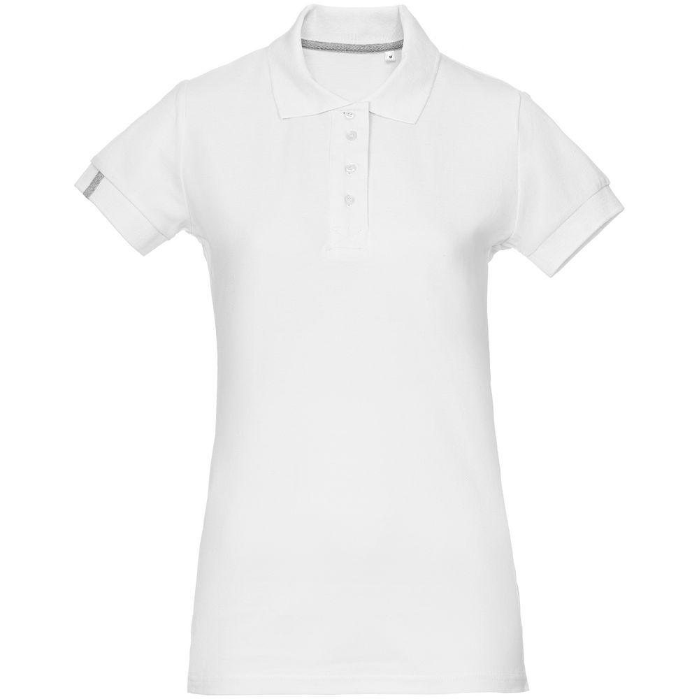Рубашка поло женская Virma Premium Lady, белая