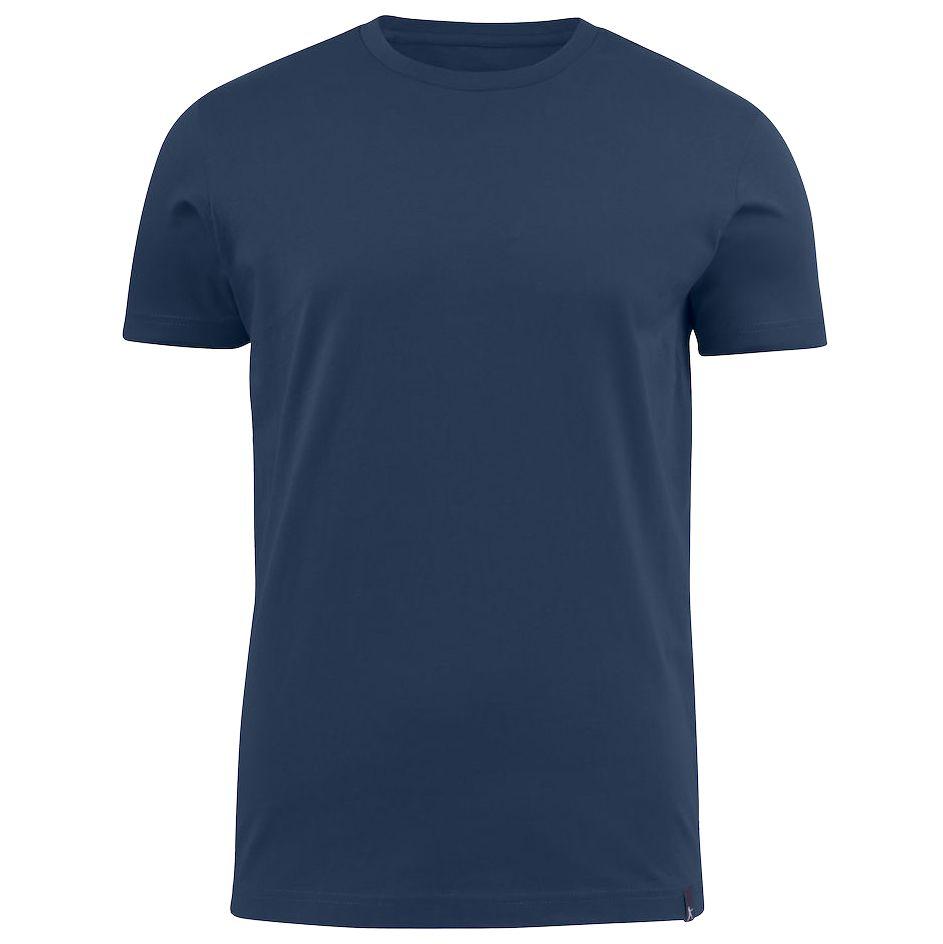 Футболка мужская American U, синяя