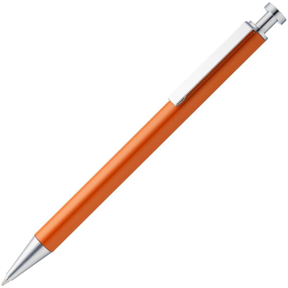 Ручка шариковая Attribute, оранжевая