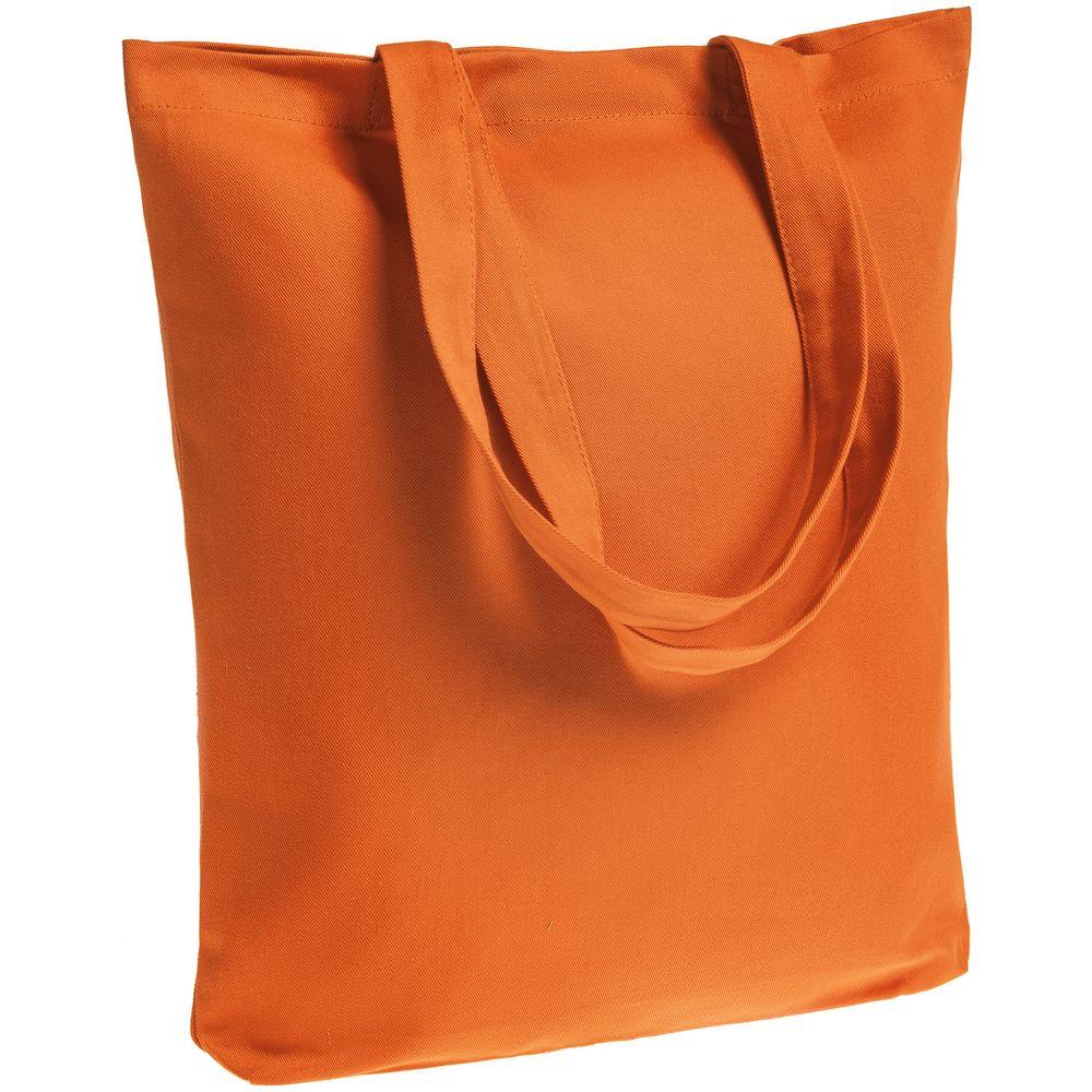 Холщовая сумка Avoska, оранжевая
