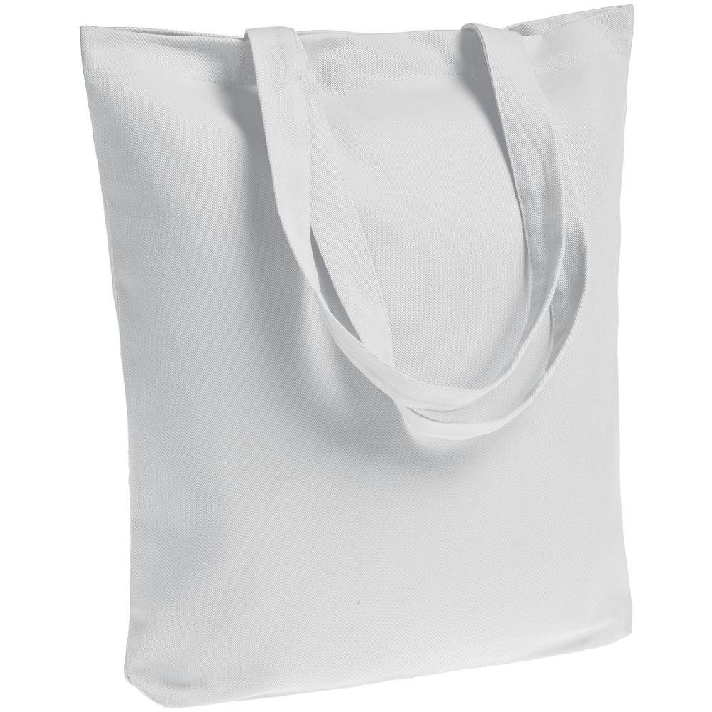 Холщовая сумка Avoska, молочно-белая