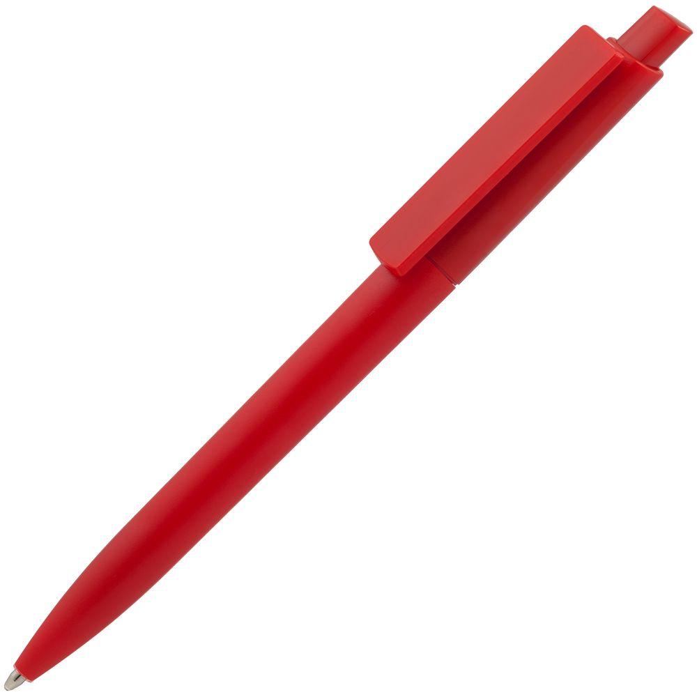 Ручка шариковая Crest, красная