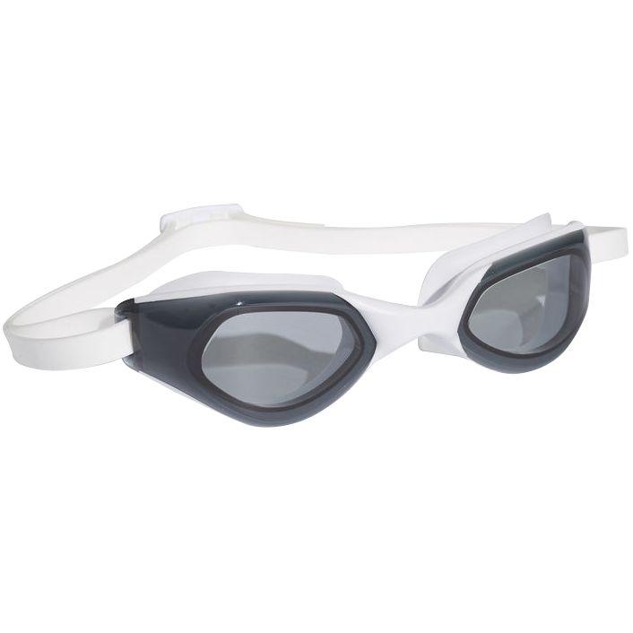 Очки для плавания Persistar Comfort Unmirrored, белые
