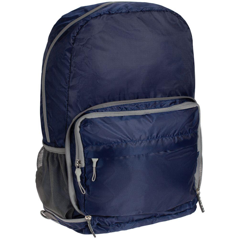 Складной рюкзак Torren, синий