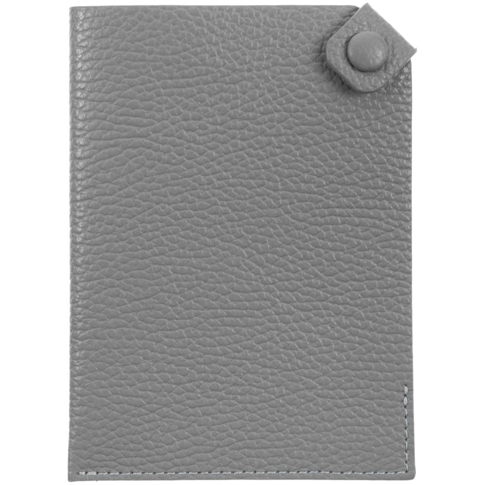 Чехол для паспорта Kelly, серый