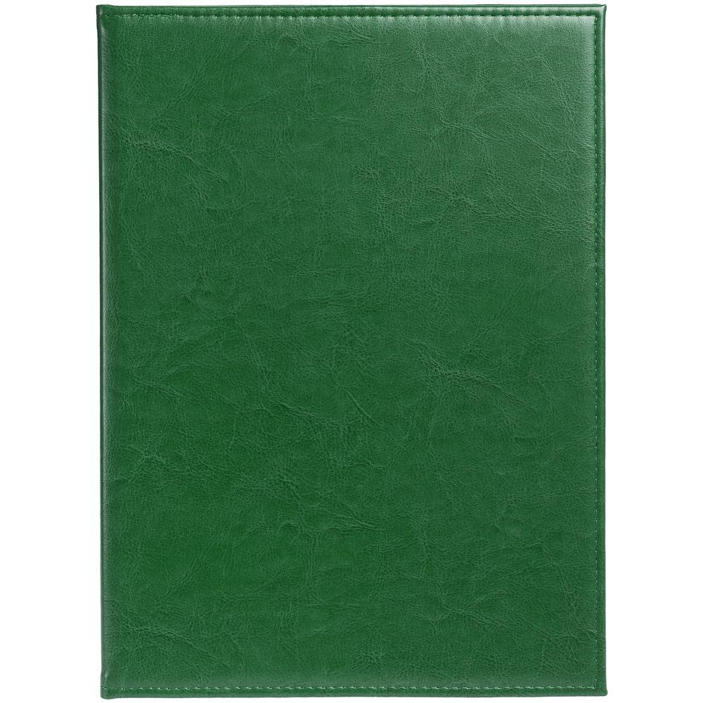 Папка адресная Nebraska, зеленая