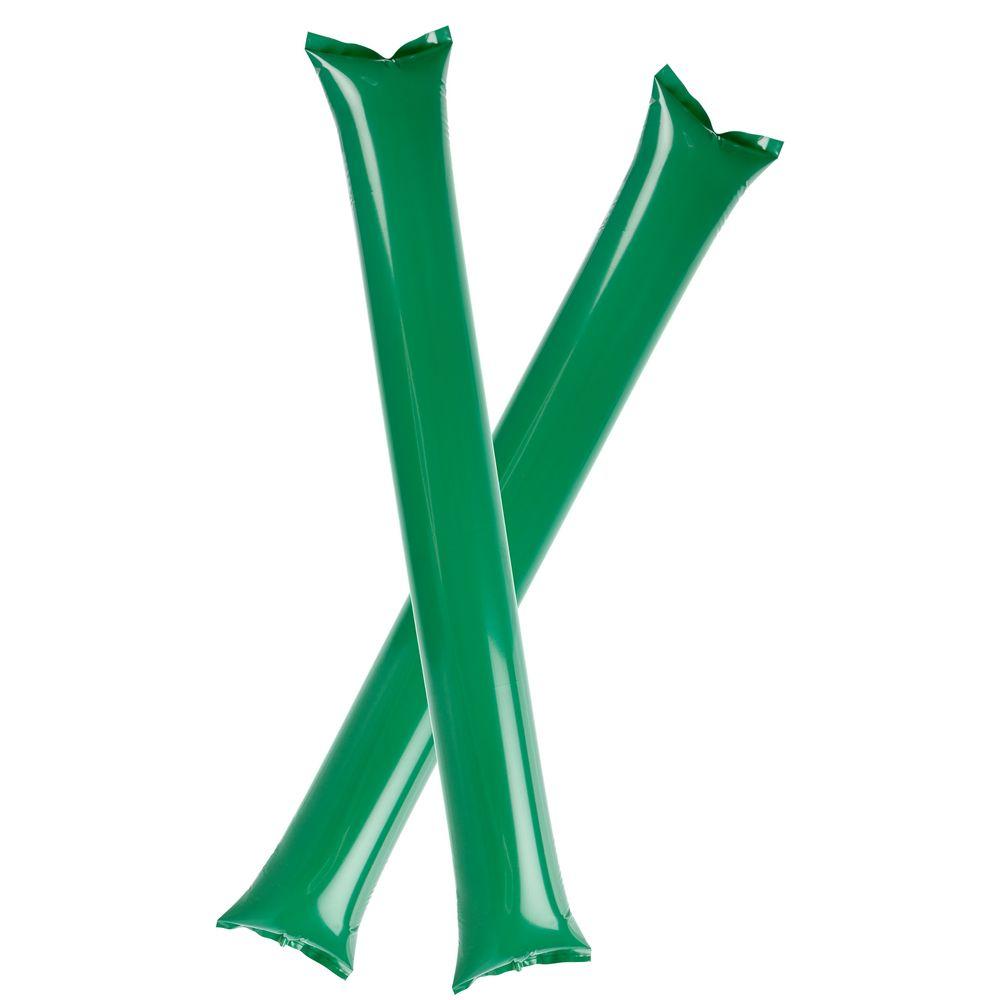 Палки-стучалки для болельщиков Hip-Hip, зеленые