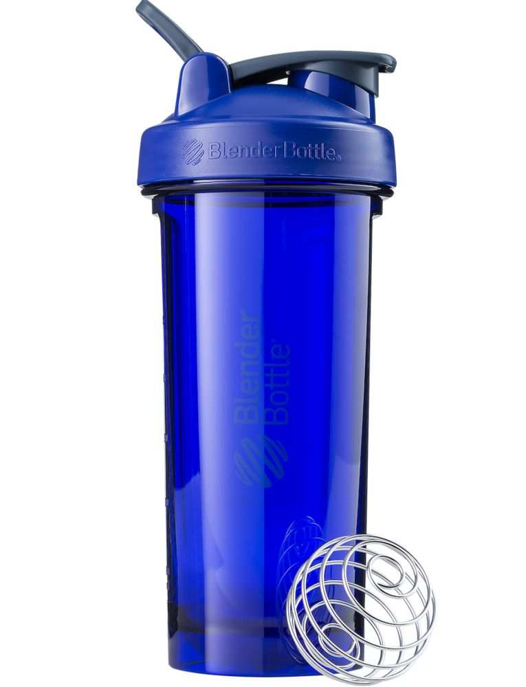 Спортивный шейкер Pro28 Full Color, синий (ультрамарин)