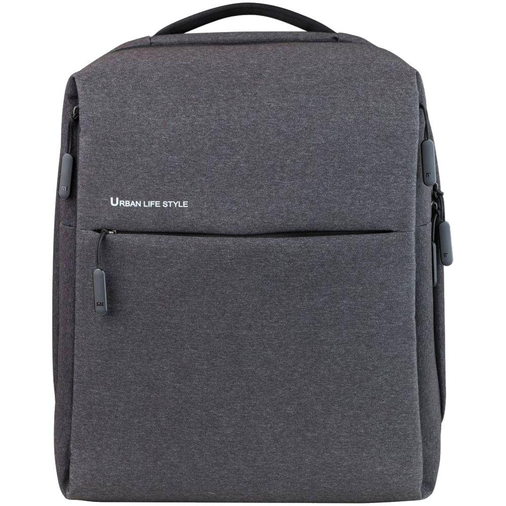 Рюкзак для ноутбука Mi City Backpack, темно-серый