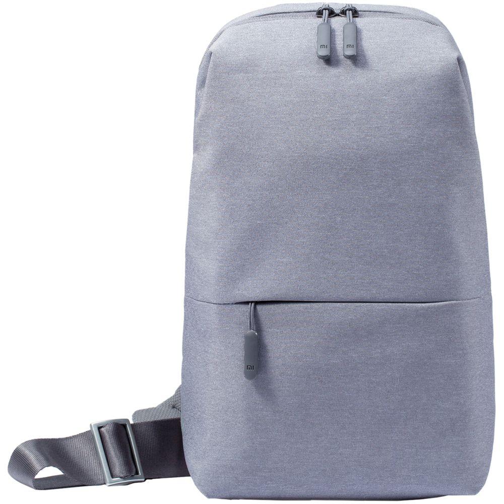Рюкзак на одно плечо Mi City Sling Bag, светло-серый