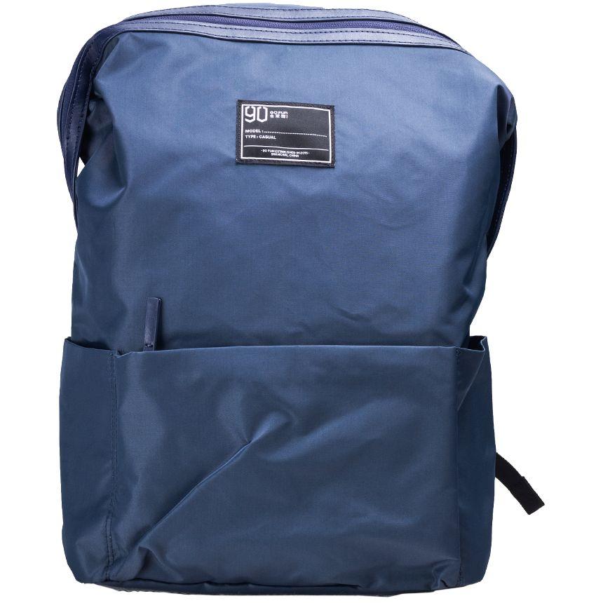 Рюкзак для ноутбука Lecturer Leisure Backpack, серо-синий
