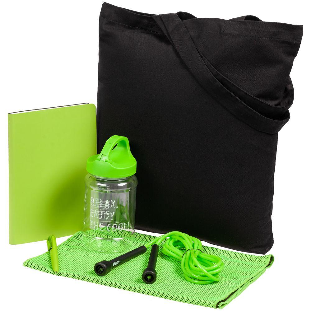 Набор Workout, зеленый