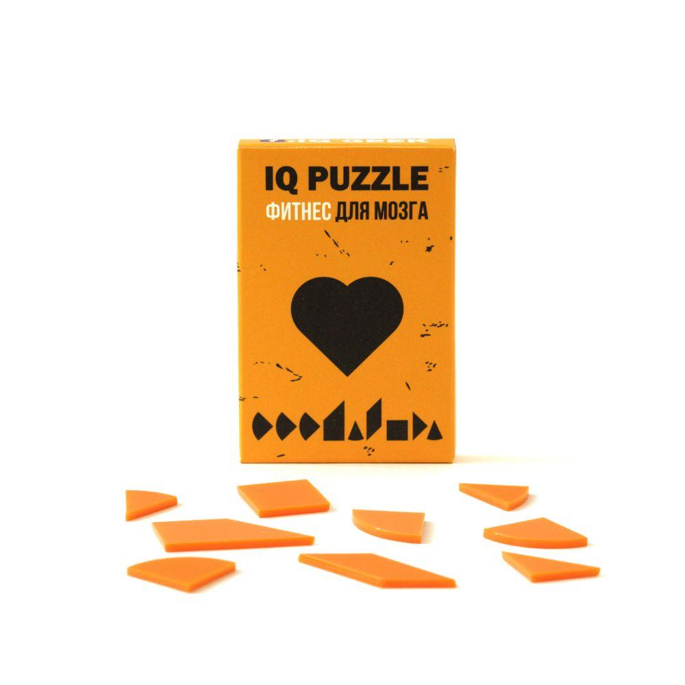 Головоломка IQ Puzzle, сердце