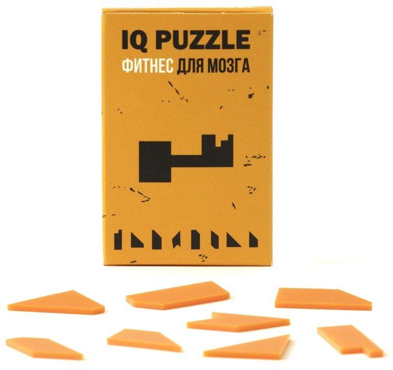 Головоломка IQ Puzzle, ключ