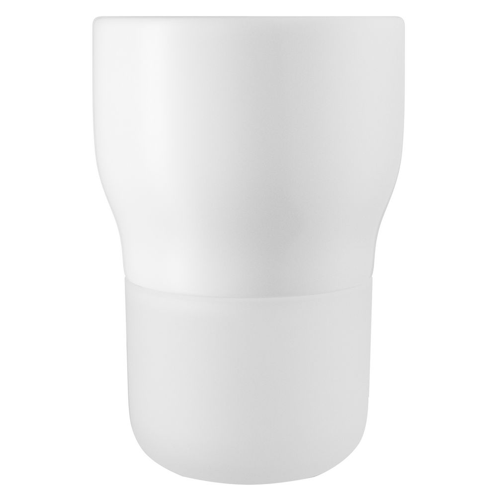 Горшок для растений Flowerpot, средний, белый