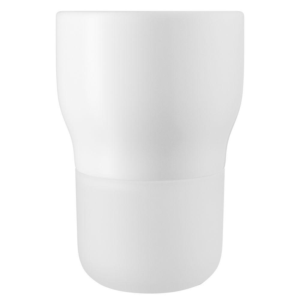 Горшок для растений Flowerpot, большой, белый