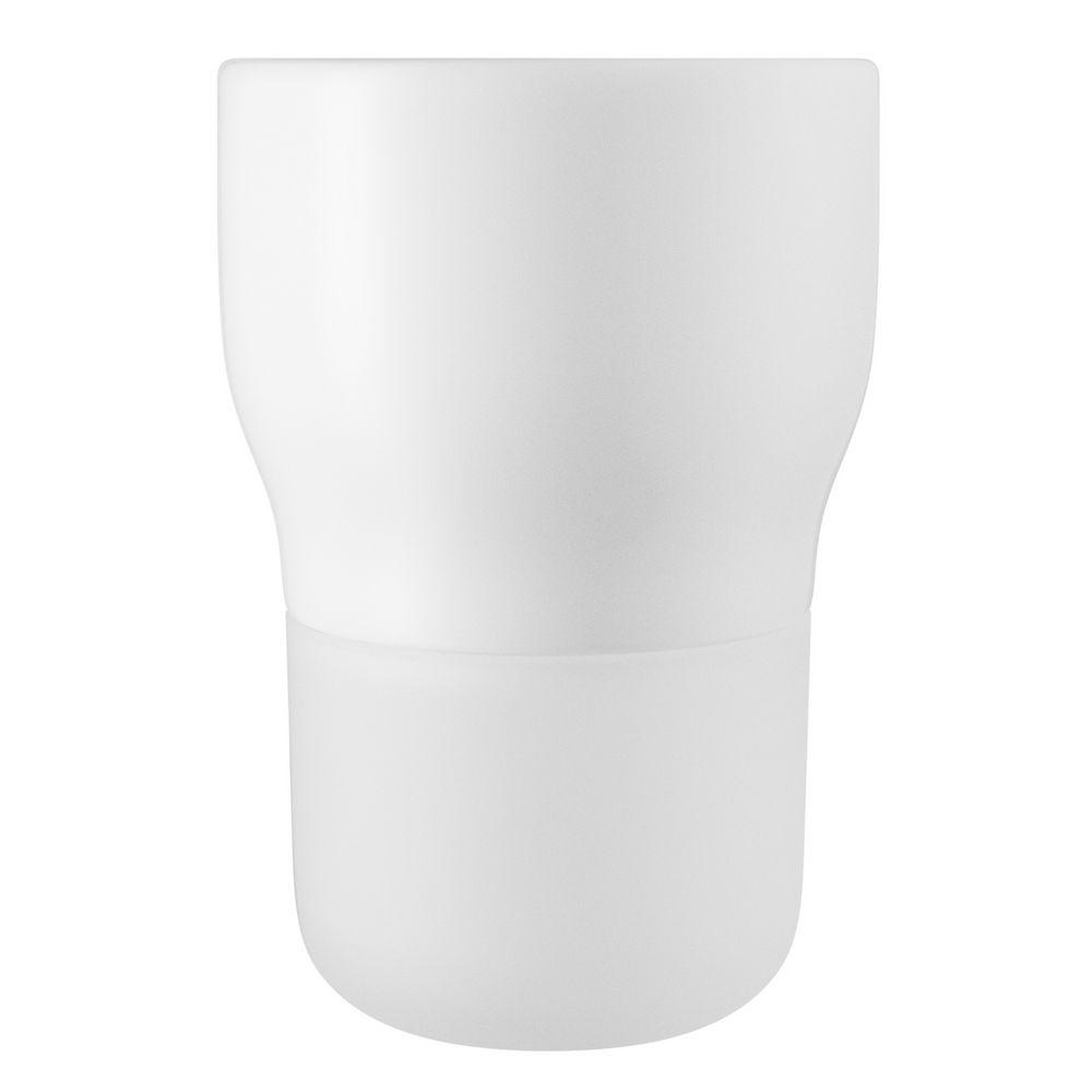 Горшок для растений Flowerpot, малый, белый
