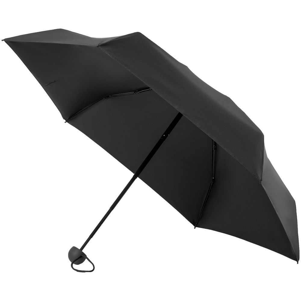 Складной зонт Cameo, механический, черный
