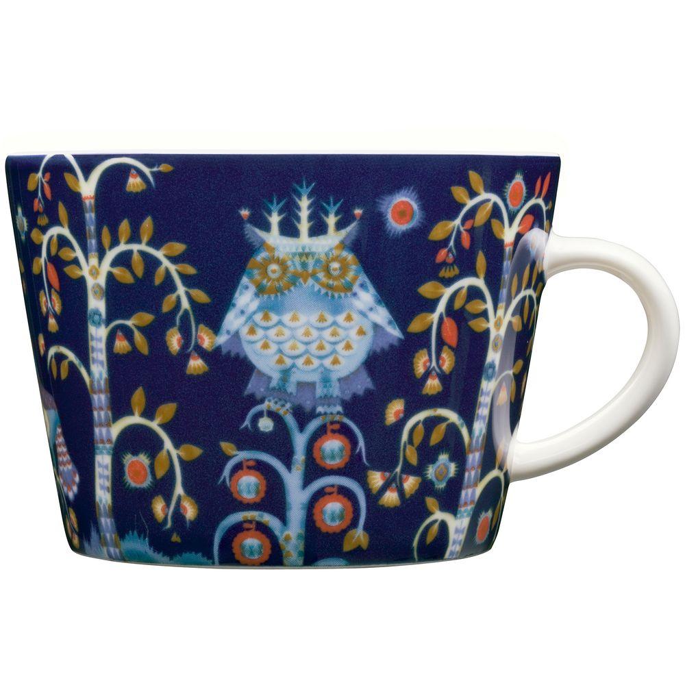 Чашка кофейная Taika, синяя