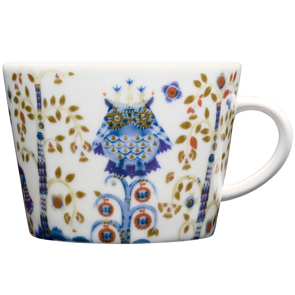 Чашка кофейная Taika, белая