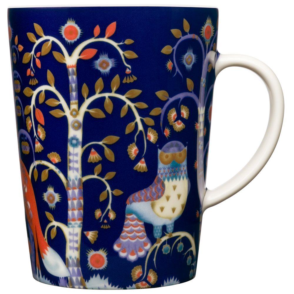 Чашка чайная Taika, синяя