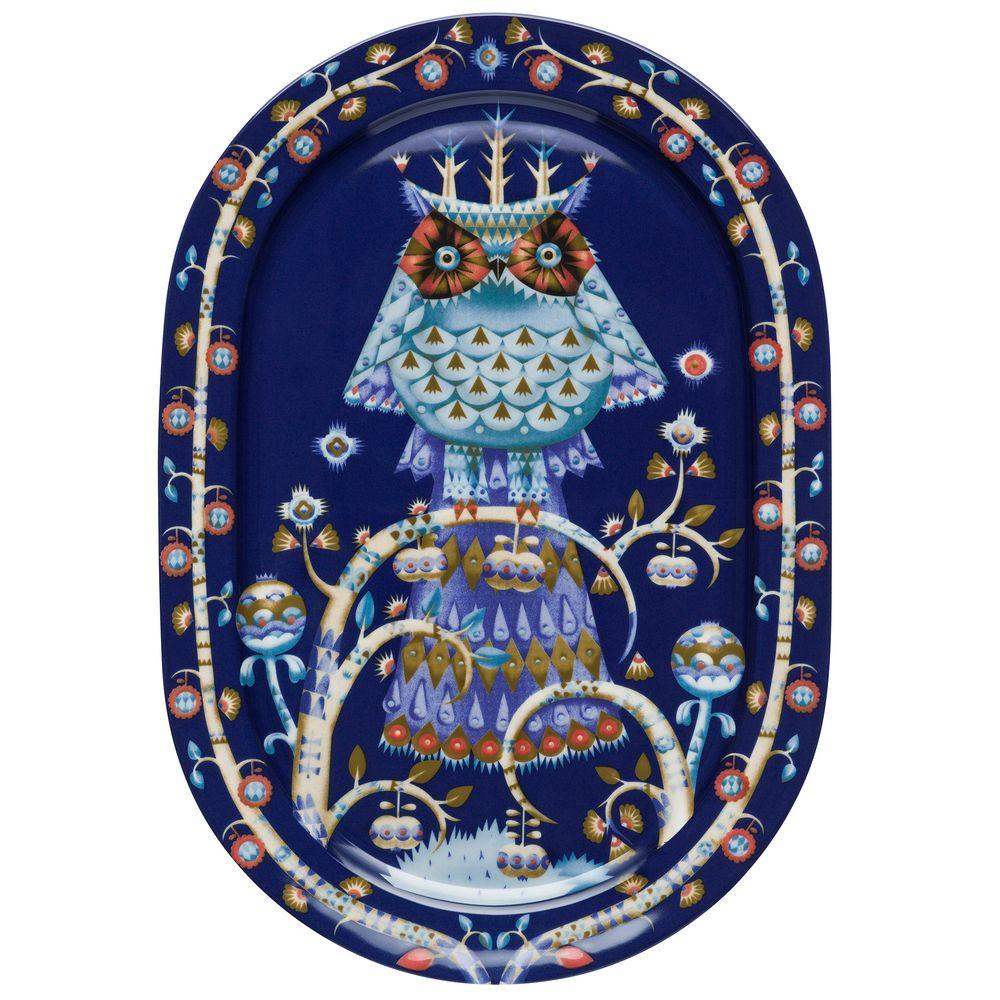 Тарелка сервировочная Taika, cиняя