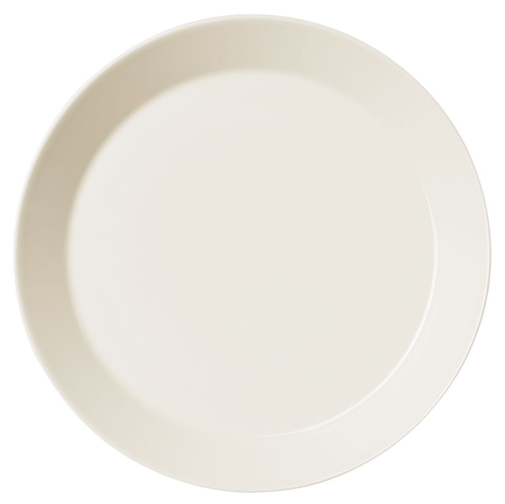 Тарелка Teema, большая, белая