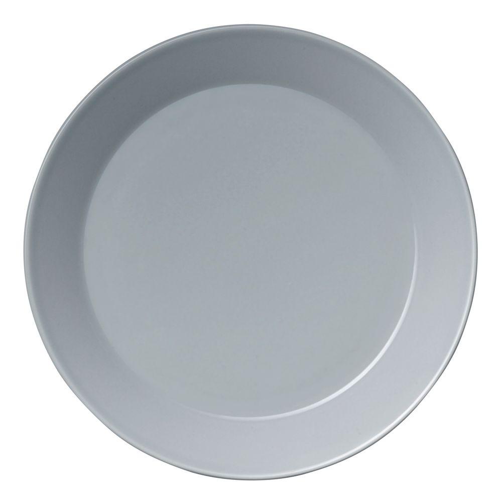 Тарелка Teema, средняя, серая