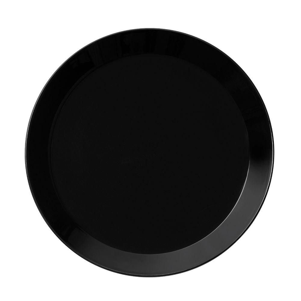 Тарелка Teema, малая, черная