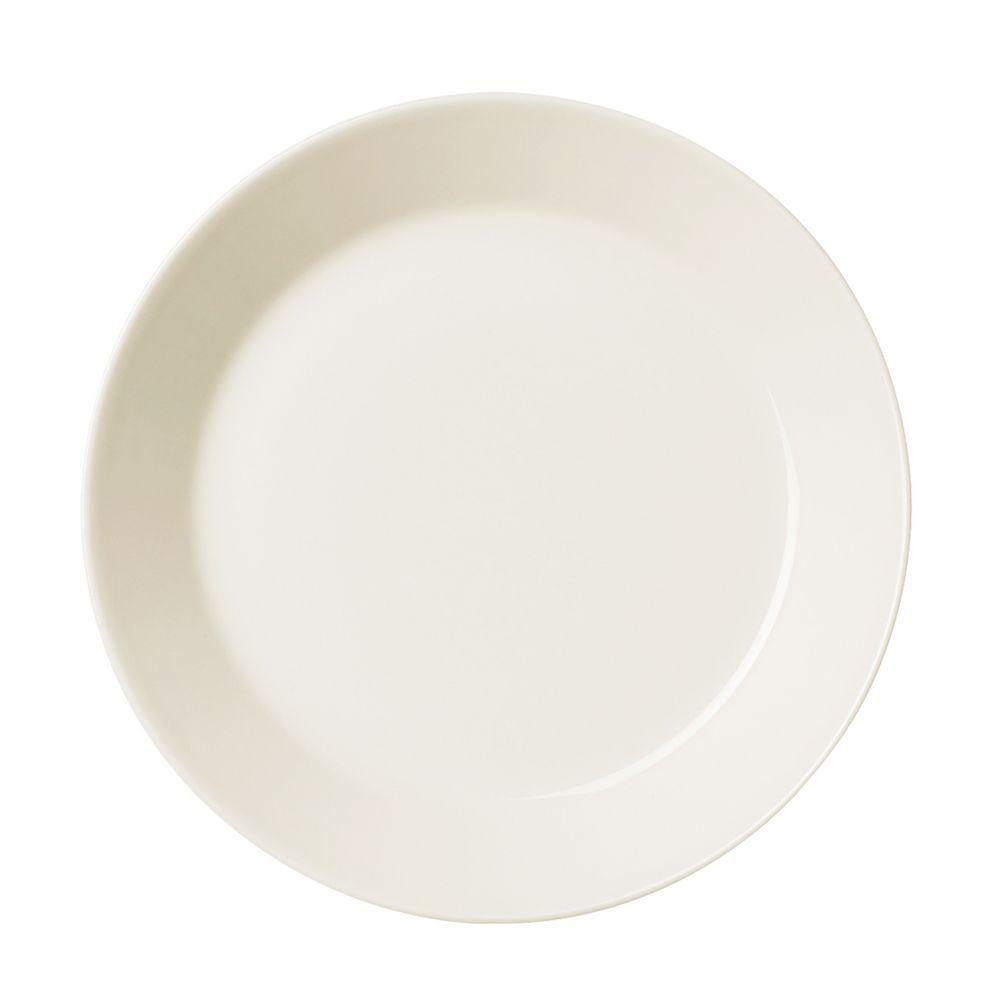Тарелка Teema, малая, белая