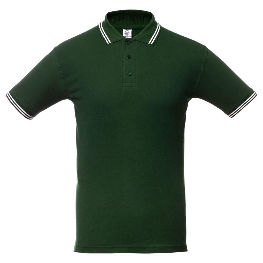 Рубашка поло Virma Stripes, зеленая
