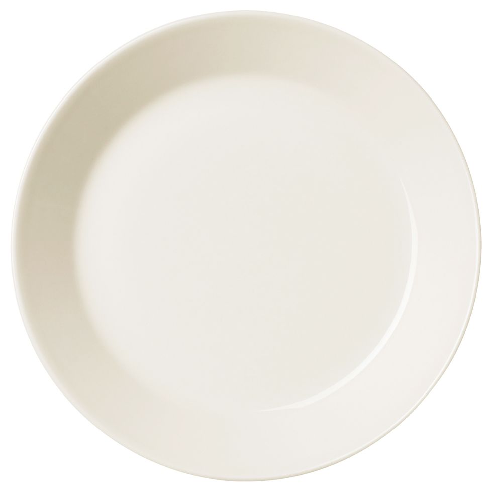 Блюдце Teema, белое