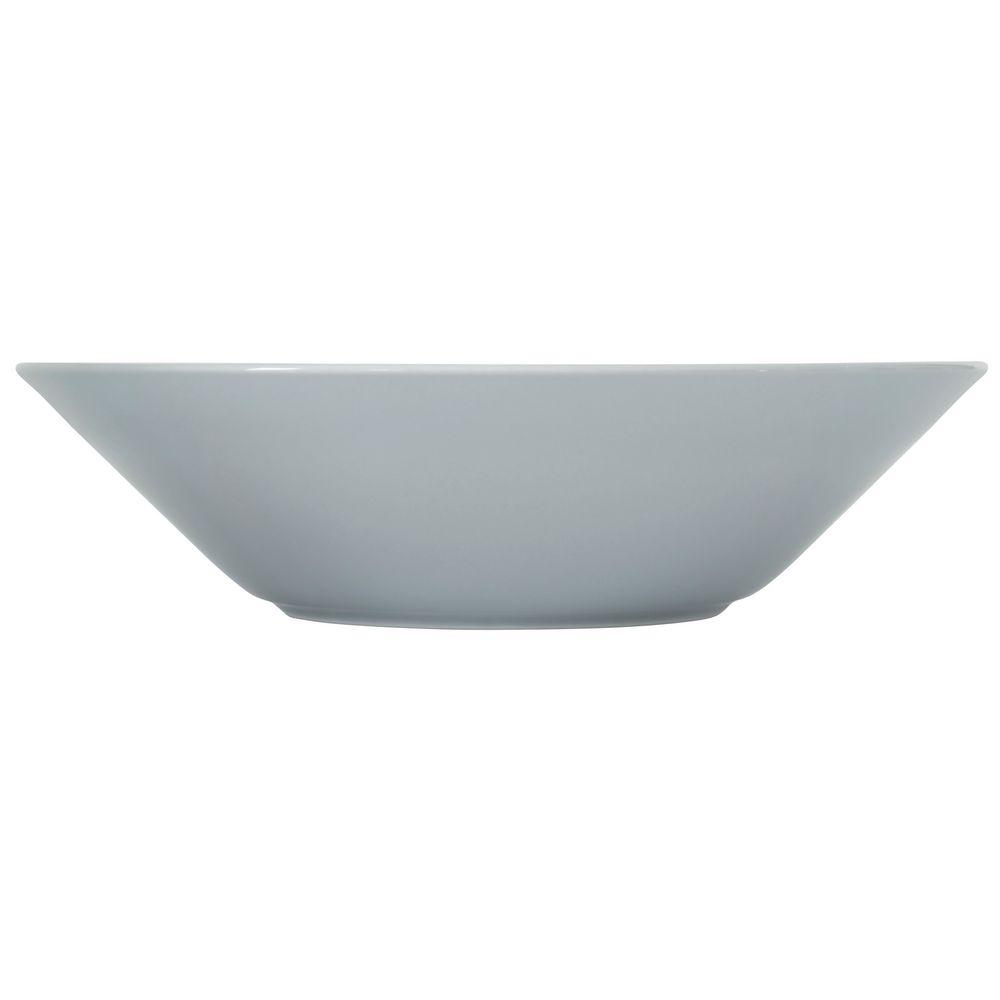 Глубокая тарелка Teema, серая