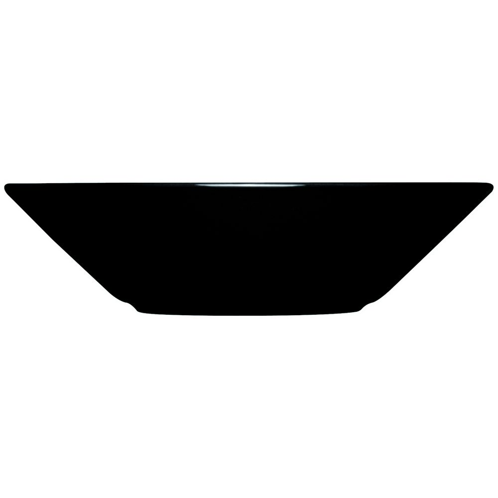 Глубокая тарелка Teema, черная