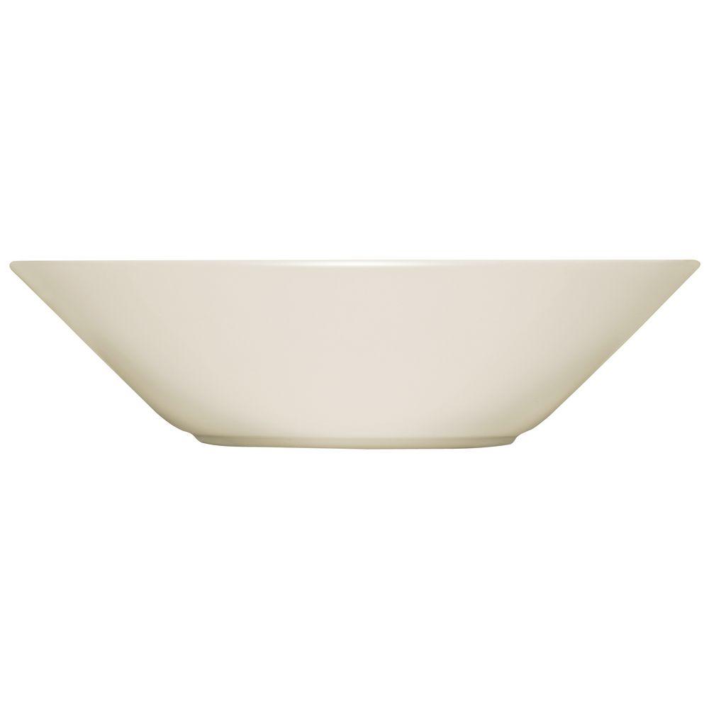 Глубокая тарелка Teema, белая