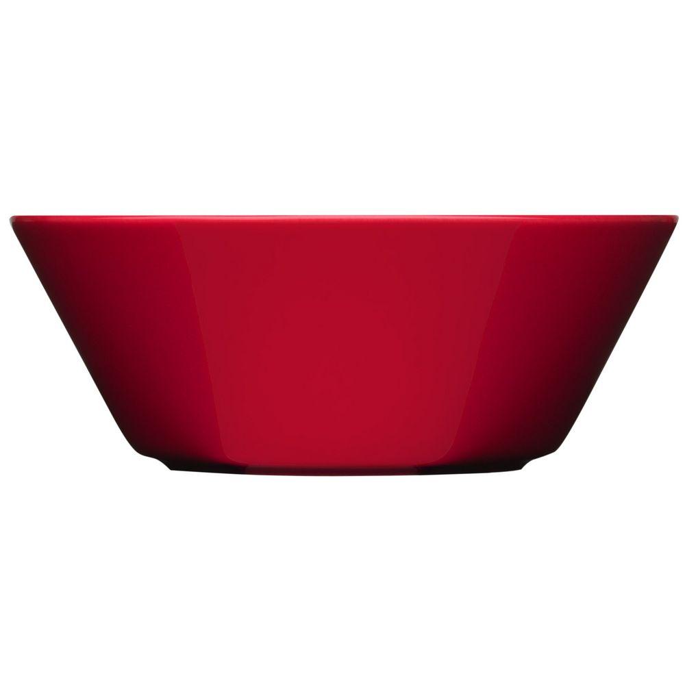 Сервировочная миска Teema, малая, красная