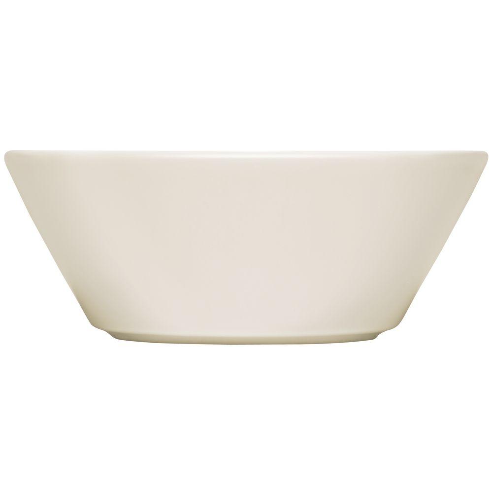 Сервировочная миска Teema, малая, белая