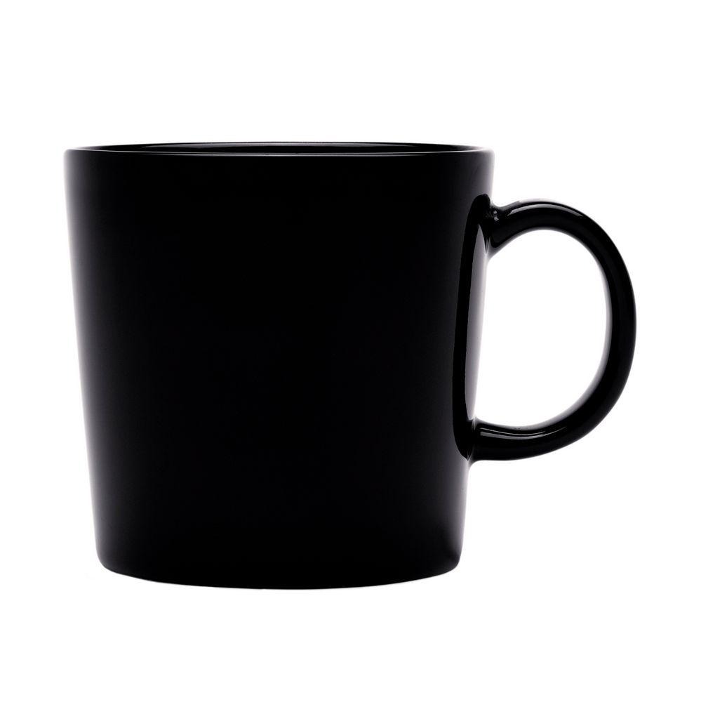 Кружка Teema, малая, черная