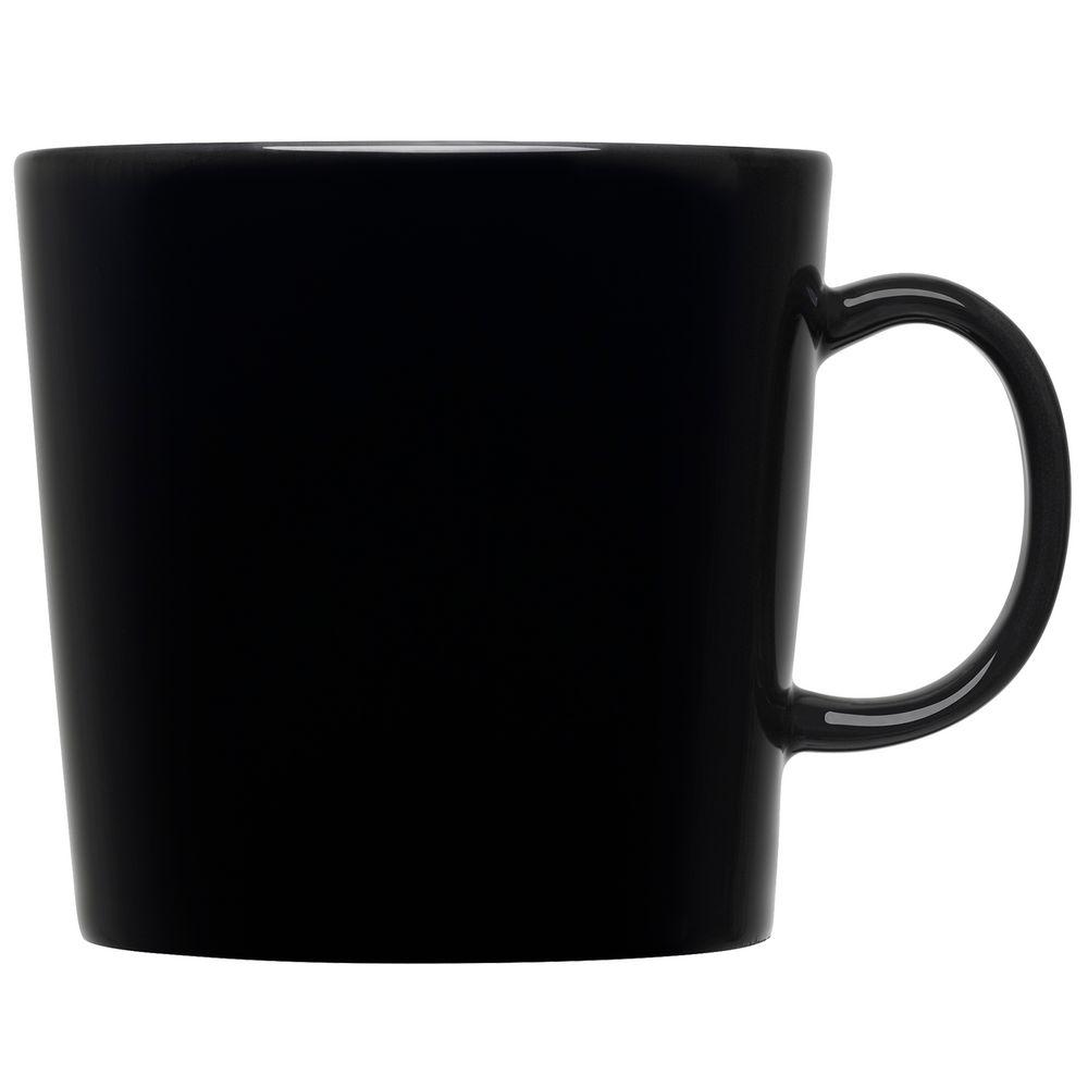 Кружка Teema, большая, черная