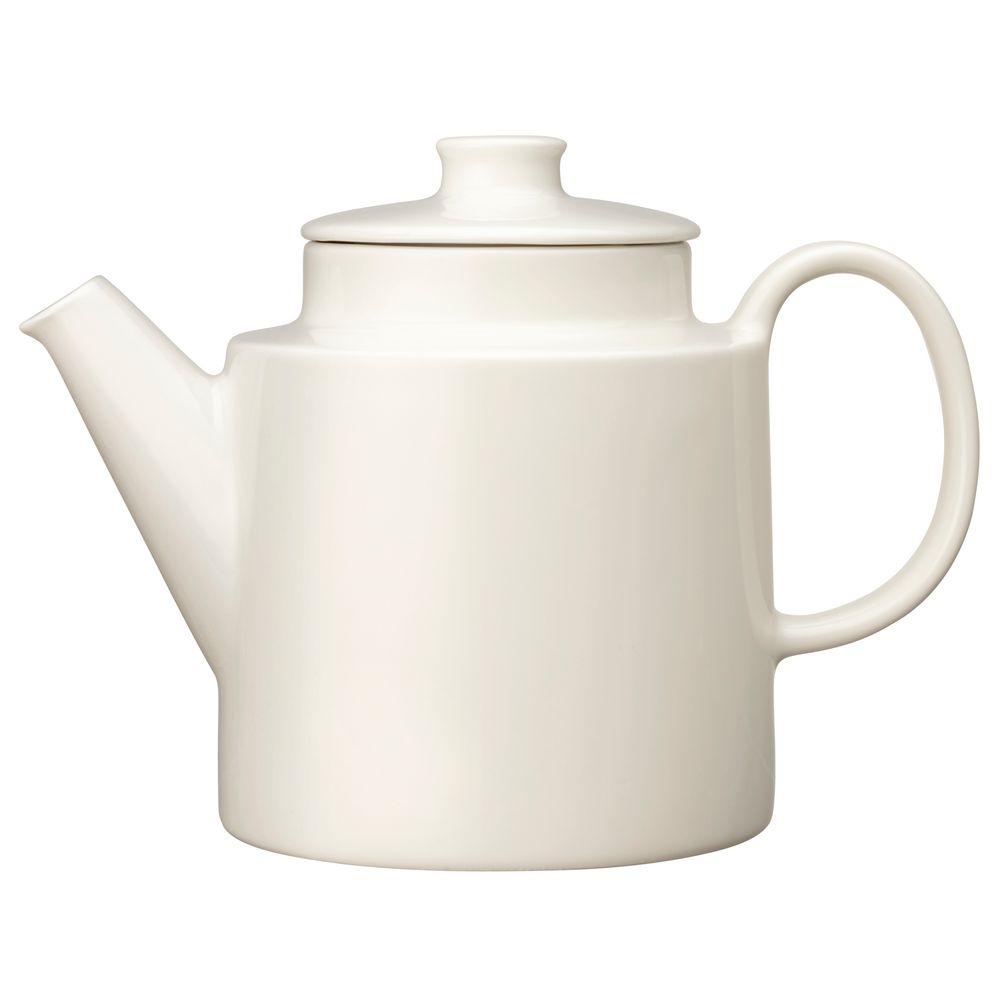 Чайник заварочный Teema, белый