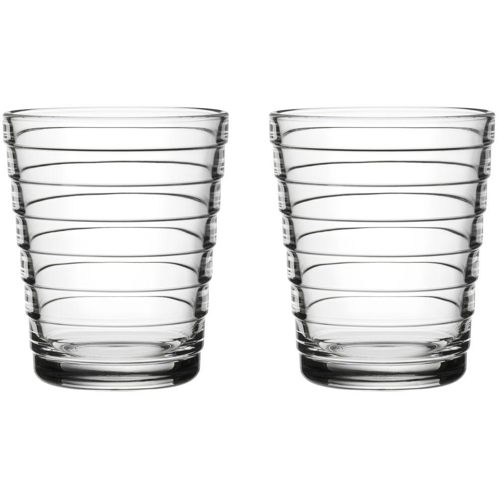 Набор малых стаканов Aino Aalto, прозрачный