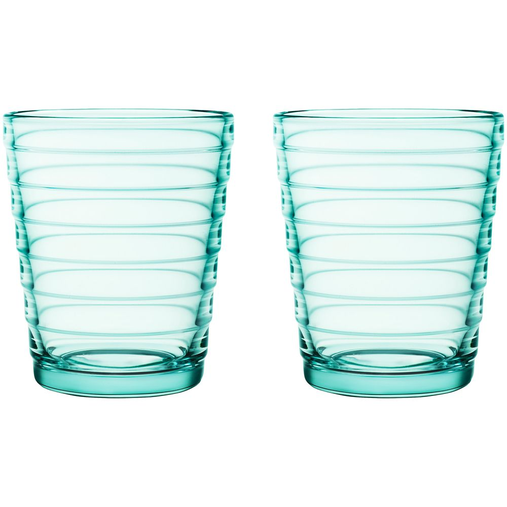 Набор малых стаканов Aino Aalto, бирюзовый